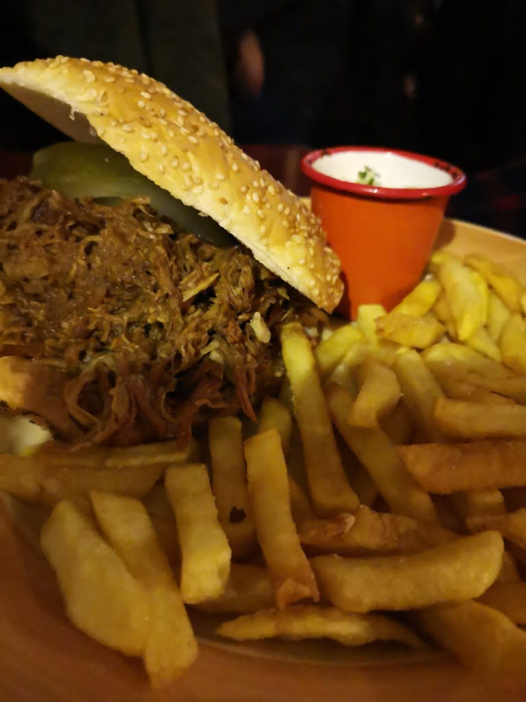 BBQ Pulled Pork 1516 Brewing Company Βιέννη